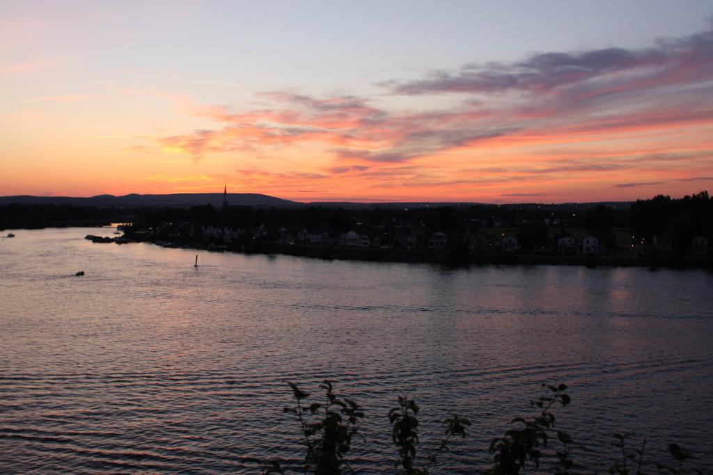 Ottawa sunset rockliffe