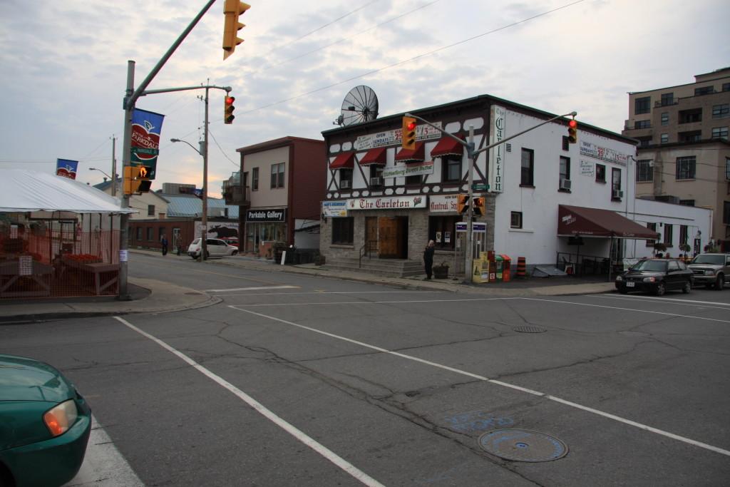 Ottawa Carleton Pub
